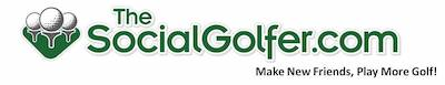 The Social Golfer Logo